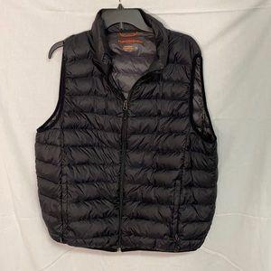 Men's hawke and co black vest